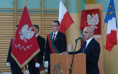 Powiatowa Inauguracja Roku Szkolnego w CKZiU nr 2