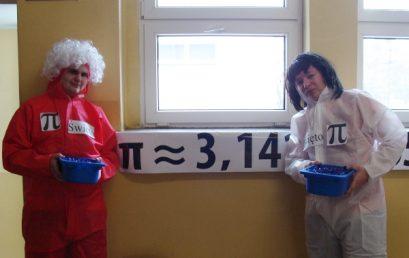 Obchody Międzynarodowego Dnia Liczby Pi