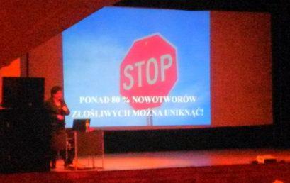 SK PCK edukuje się w sprawie nowotworów