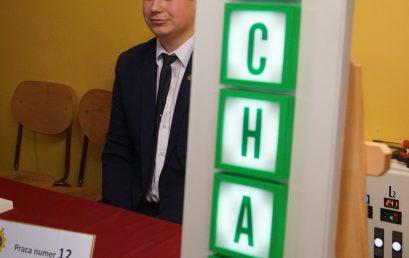 "Konkurs Prac Uczniów ""Mechanika"""