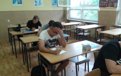 Konkurs matematyczny dla uczniów klas branżowych