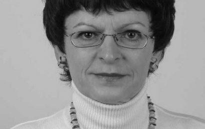 Odeszła Pani Krystyna Kasprzak
