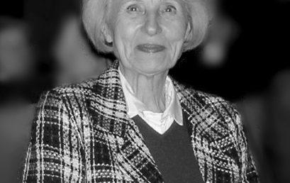 Zmarła Danuta Schreiber