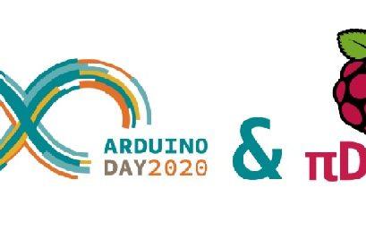 ARDUINO & RASPBERRY PI DAY' 2020