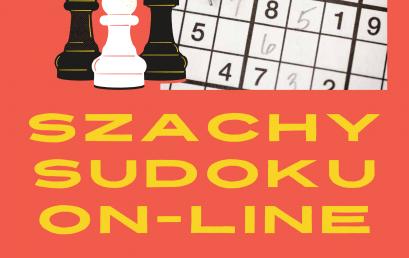 Turniej szachowy i sudoku z okazji MDM 2021