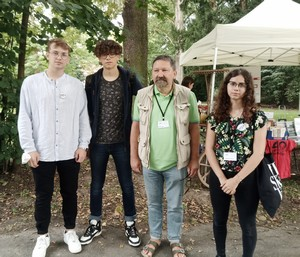 Przyjaciele z Europy badają swoją międzywojenną historię – spotkanie  w Leverkusen