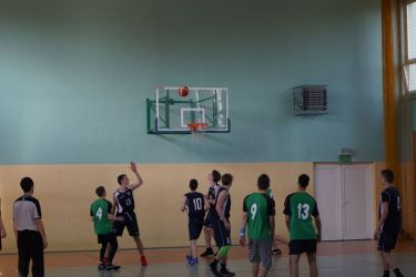Turniej koszykowki 22