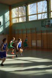Turniej koszykowki 50