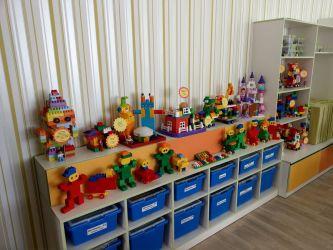 prace LEGO w przedszkolu cz 2