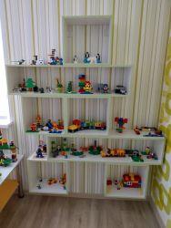 prace z LEGO w przedszkolu cz1