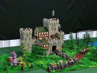 wystawa LEGO 1