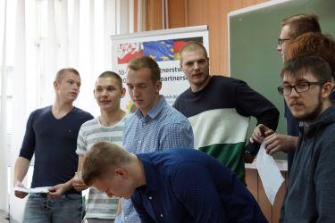 Zakończenie praktyk uczniów z Niemiec 2018-2019 06