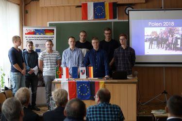 Zakończenie praktyk uczniów z Niemiec 2018-2019 10