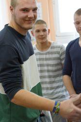 Zakończenie praktyk uczniów z Niemiec 2018-2019 15