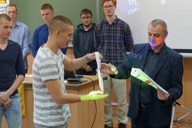 Zakończenie praktyk uczniów z Niemiec 2018-2019 17