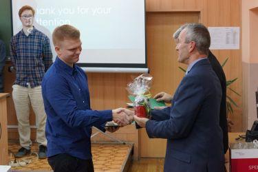 Zakończenie praktyk uczniów z Niemiec 2018-2019 29