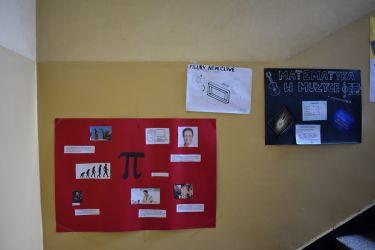 Dekoracja szkoły 21